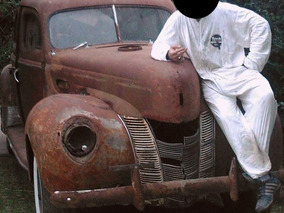 Ford 1940super Deluxe , Permuta Por Moto Y Efect