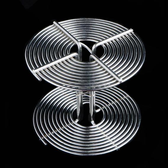 Espiral Inox P/ Revelação De Filmes Do Formato 220