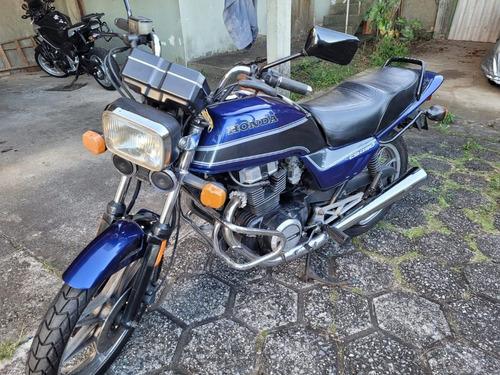 Imagem 1 de 12 de Honda Cb450 Dx 1989