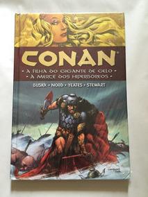Conan - Filha Do Gigante De Gelo/a Mercê Dos Hiperbólicoship