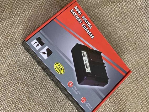 Carregador Baterias Sony Np-f970, Np-f960, Np-f570, Np-f560
