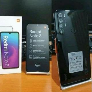 Xiaomi Redmi Note 8 Dual Sim 64gb 4 Gb Ram