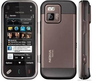 Celular Nokia N97 Mini Gps Wifi 5mp Libre 8gb Touch 3g Wifi