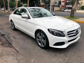 Mercedes Benz Clase C 2.0 200 Cgi Sport At Año 2016