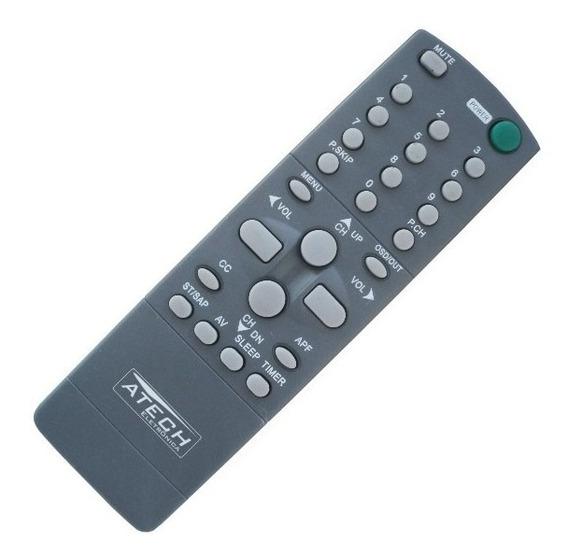 Controle Remoto Para Tv Cce Hps2003 / Hps2004 / Hps2005