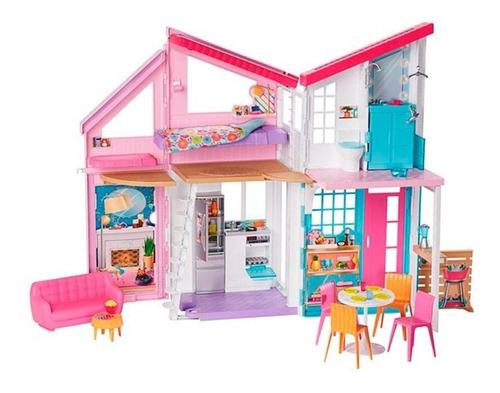 Barbie Casa Malibu Mattel Original