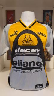 Camisa Futebol Criciúma Placar Treino
