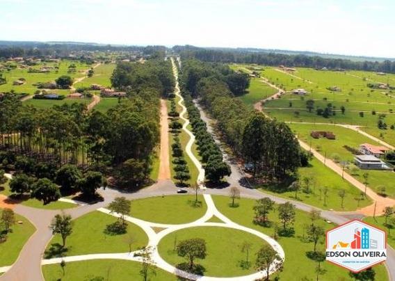 Terreno De 450m2 Resort Residencial Santa Barbara Com Lazer