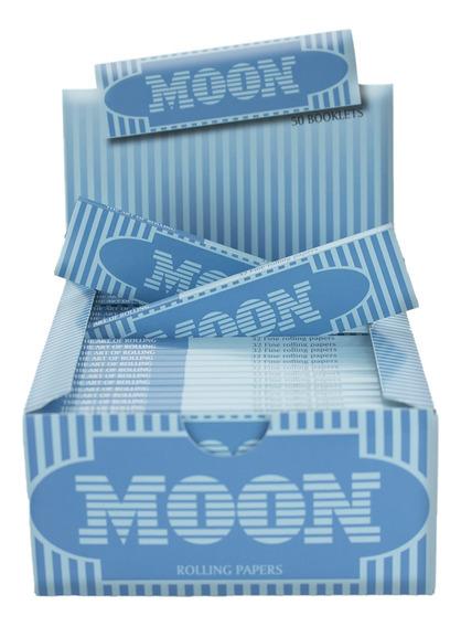 Seda Smoking Moon King Size Vários Modelos Preço Promocional