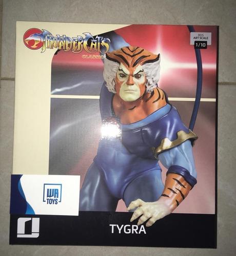 Tygra Thundercats Iron Studios Bds 1/10 Art Scale