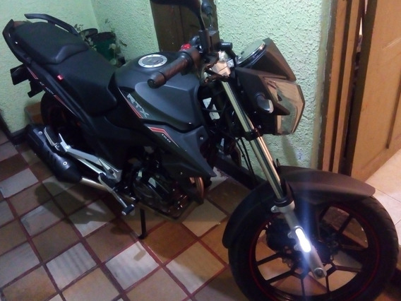 Moto Akt Monoshok 150