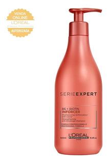 Loréal Professionnel Inforcer - Shampoo Anti-quebra Tamanho Profissional 500ml