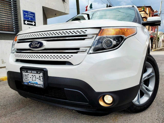 Ford Explorer 3.5 Limited At 2015