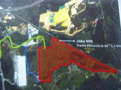 Imagem 1 de 10 de Área Industrial Para Venda Em Mogi Das Cruzes, Parque Industrial Do Taboão - Ar0012_1-1626424