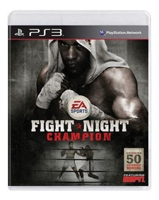 Fight Night Champion Ps3 Psn Envio Imediato Promoção