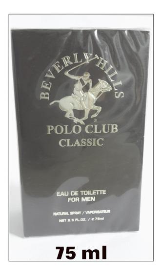 Perfume Polo Club Classic 75 Ml