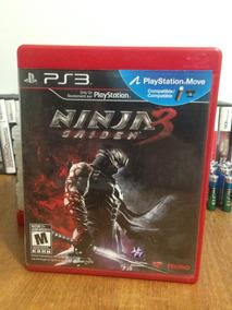Ninja Gaiden 3 Ps3 Completo