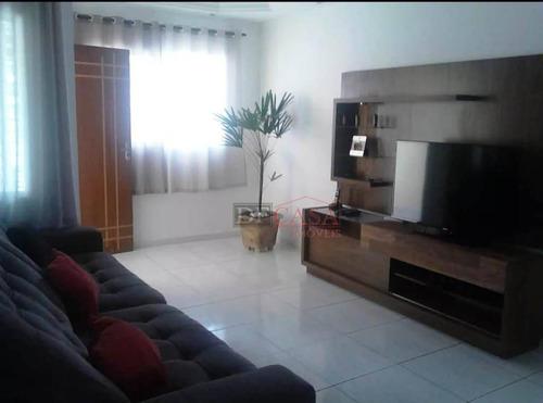 Sobrado À Venda, 150 M² Por R$ 480.000,00 - Itaquera - São Paulo/sp - So3790
