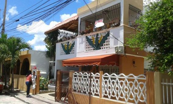 Vendo Casa En Autopista San Isidro Para Negocio De Alquiler