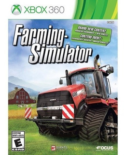 Farming Simulator 15 Xbox 360 | Xbox 360 Digital