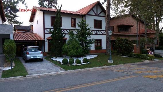 Casa Com 4 Dormitórios À Venda, 241 M² Por R$ 1.390.000 - Morada Dos Pássaros - Barueri/sp - Ca0521