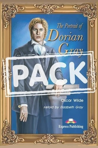 Portrait Of Dorian Gray,the - Book With Act.w/cd - Wilde Osc