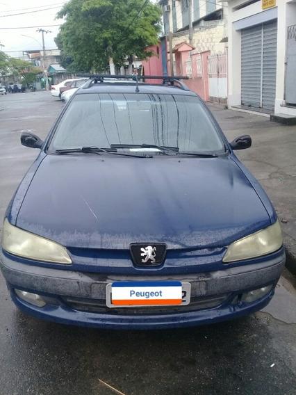 Peugeot 306 1.8 Passion 5p Perua 1999