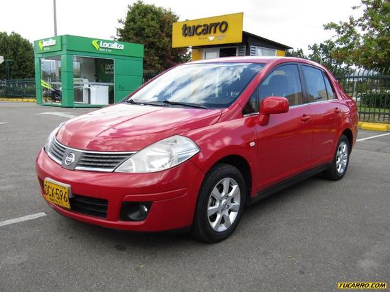 Nissan Tiida Premium At 1800cc Aa