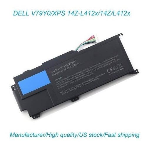 Bateria Para Dell Xps 14z 14z-l412x L412x L412z V79y0 0ymyf6