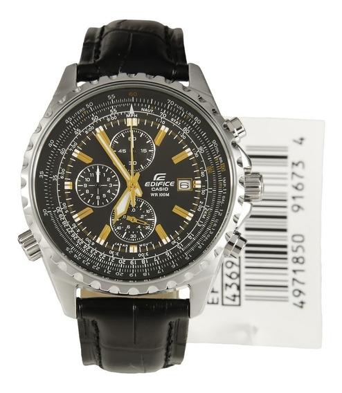 Reloj Casio Edifice Ef 527bk Garantizado.... No Copias!!!!!
