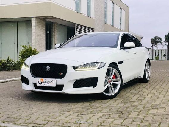 Jaguar Xe S 3.0v6