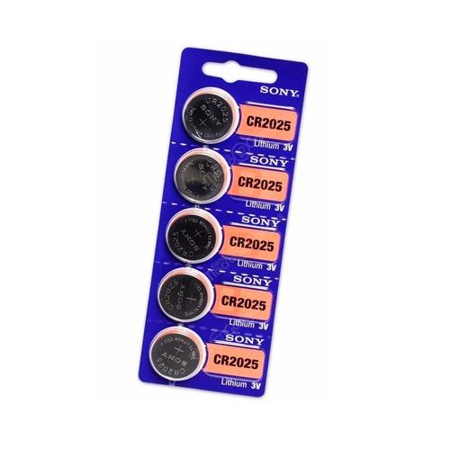 Pila Sony Cr2025 - 3v Pack X 5