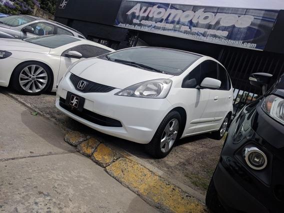 Honda Fit 1.4 Lx-l At 100cv 2011