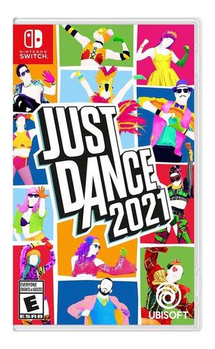 Imagen 1 de 5 de Just Dance 2021 Standard Edition Ubisoft Nintendo Switch  Físico