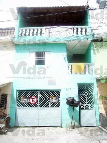 Casa Sobrado À Venda Em Jardim Ana Estela  -  Carapicuíba - 37500