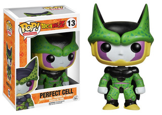 Funko Pop Animation #13 Dragon Ball Perfect Cell Nortoys