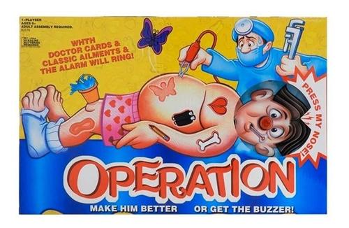 Juego De Mesa Operación 1700887 E.full