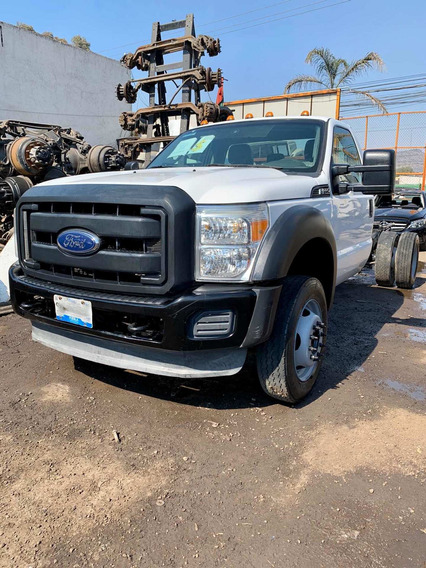 Ford F-550 Ford F550 Gasolina Estandar !!!!!!!!!