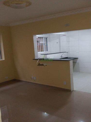 Imagem 1 de 30 de Apartamento 2 Dormitórios Campo Grande Santos - V5852