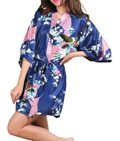 Bata Kimono Mujer.colores /envío Gratis