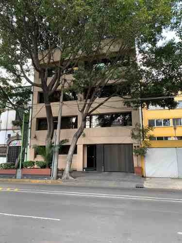 Edificio Para Oficinas, Escuela, Hospital En Col Roma Norte