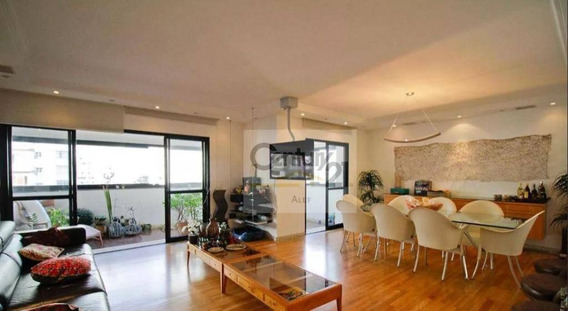 Apartamento À Venda, 177 M² Por R$ 2.000.000,00 - Perdizes - São Paulo/sp - Ap1209