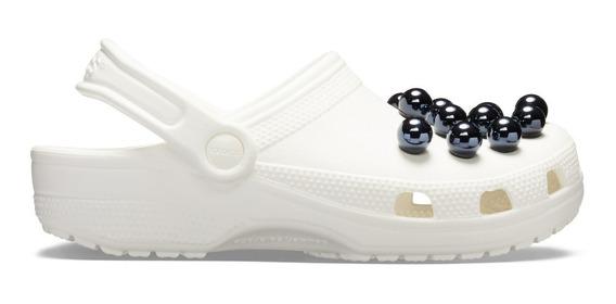 Zapato Crocs Dama Classic Timeless Clash Perlas