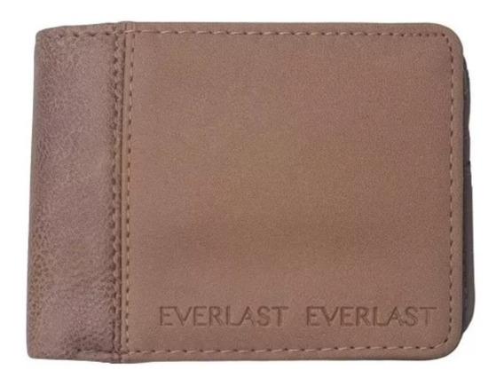 Billetera Everlast Cuero