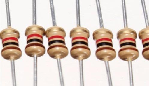 Resistor 1k (100 Unidades)