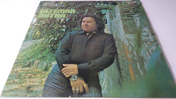 Lp Vinil Altemar Dutra - Cuidado Rca 1973 - Desxz