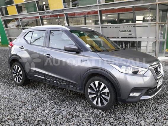 Nissan Kicks Advance Cvt 2018