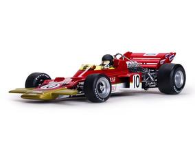 Fórmula 1 Lotus 72c Jochen Rindt 1970 Dutch Grand Prix 18274