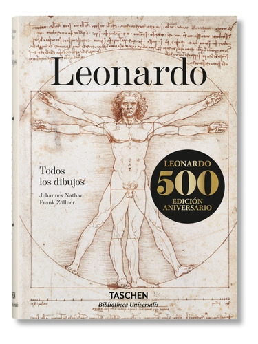 Leonardo Da Vinci: Obra Grafica (t.d) -bu-