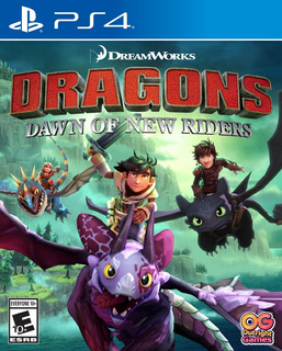 Dragons Dawn Of New Riders Ps4 Fisico Sellado Envio Gratis Jazz Pc